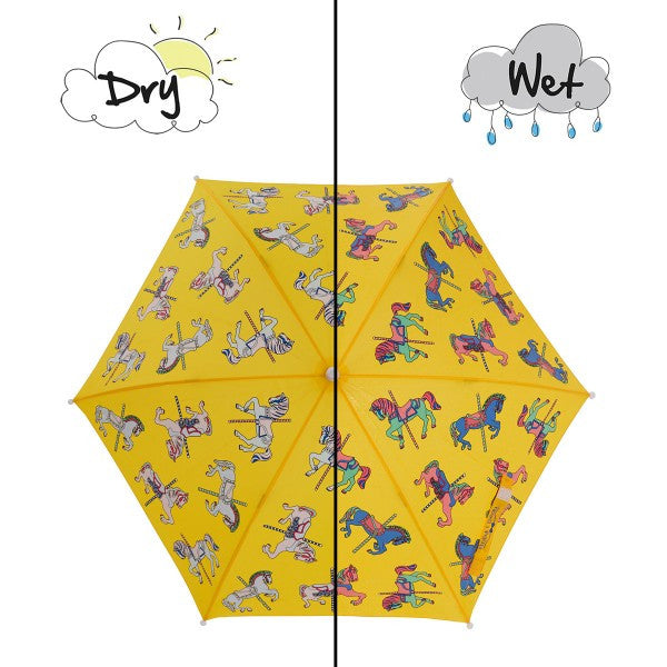 Holly + Beau Color Changing Umbrella Carousel