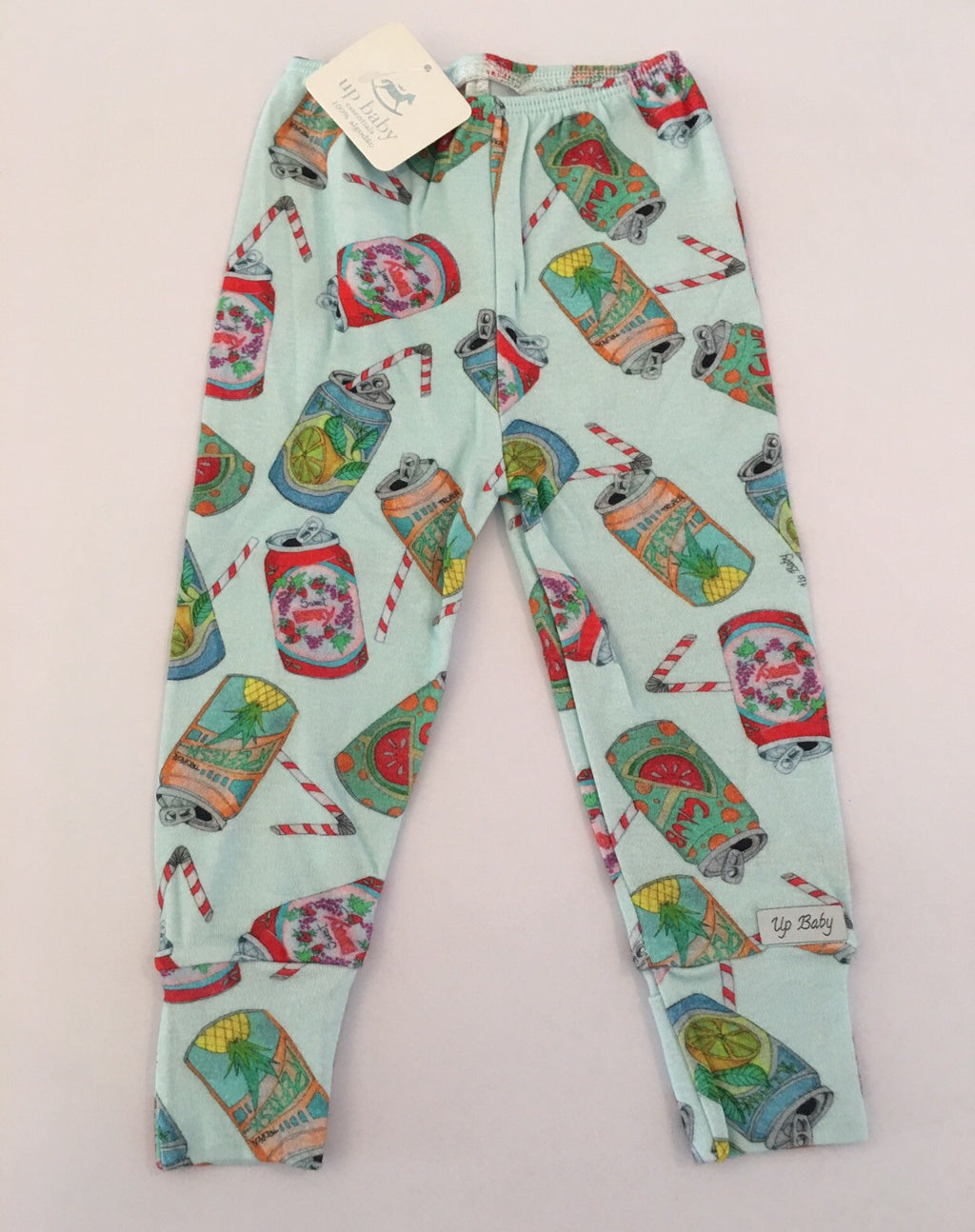 UP Baby Soda Pop Print Pants SALE
