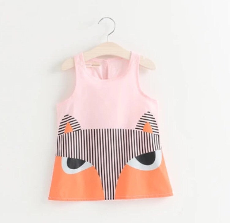 Lilly the Fox Lightweight Dress