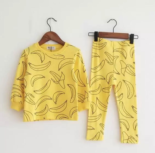 Baker Banana 2 Piece Set