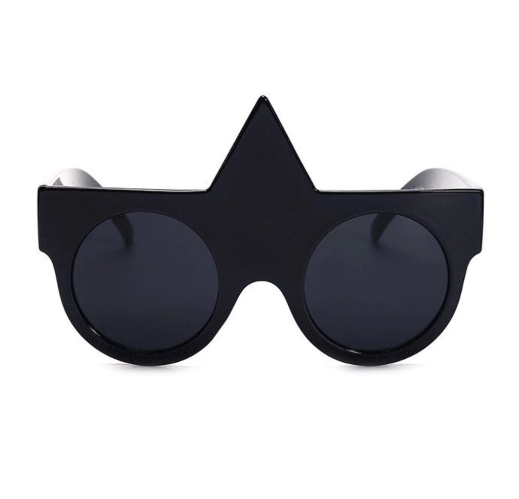 Unicorn Sunglasses Black Lense Sunnies