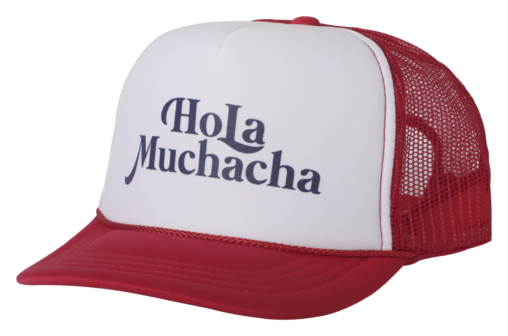 Tiny Whales Hola Muchacha Trucker Hat