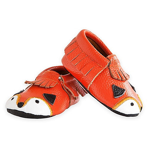 itzy ritzy moccasins fox metallic dino baby toddler kids mocs leather suede