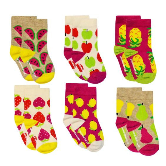 jonathan adler happy socks hipster baby infant gift box set