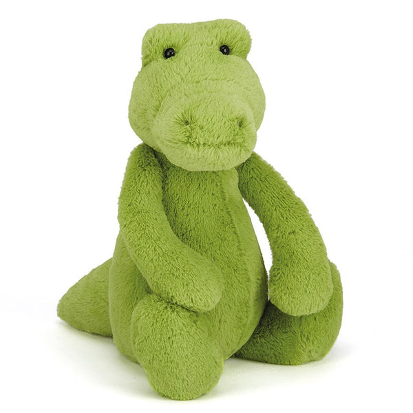 jellycat bashful croc alligator stuffed animal medium toy gift
