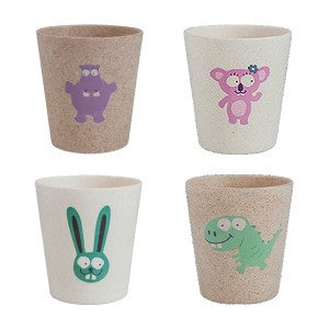 Jack & Jill Rinse Cup - Multiple Characters