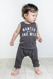 Joah Love Wanted & Wild 2 Piece Tank Set Infant