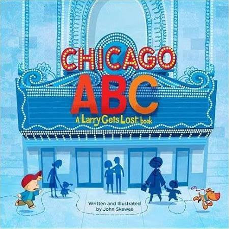 Chicago ABC A Larry Gets Lost Book