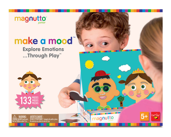 Neat OH! Magnutto Make a Mood Magnet Set
