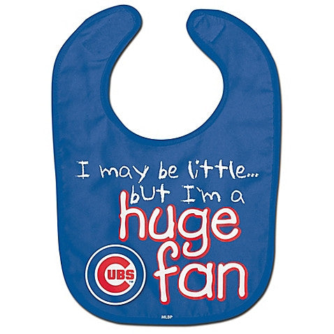 Chicago Cubs Biggest Fan Bib