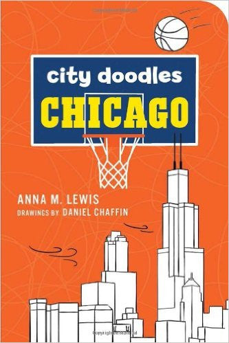 City Doodles Chicago Book
