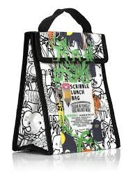 NPW Scribble Lunch Bag