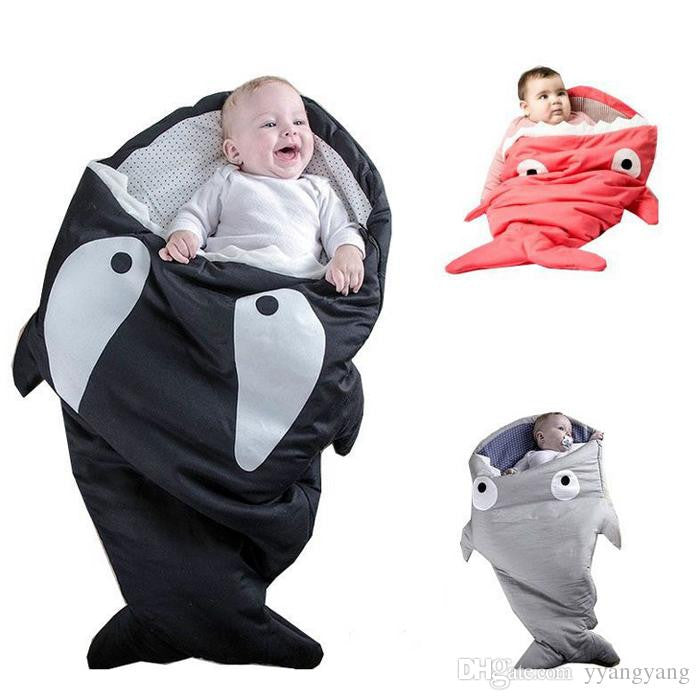 Wallace Shark Sleep Sack , Stroller Foot Muff & Playmat All-in-One