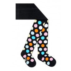 SALE Happy Socks Polka Dot Knit Tights