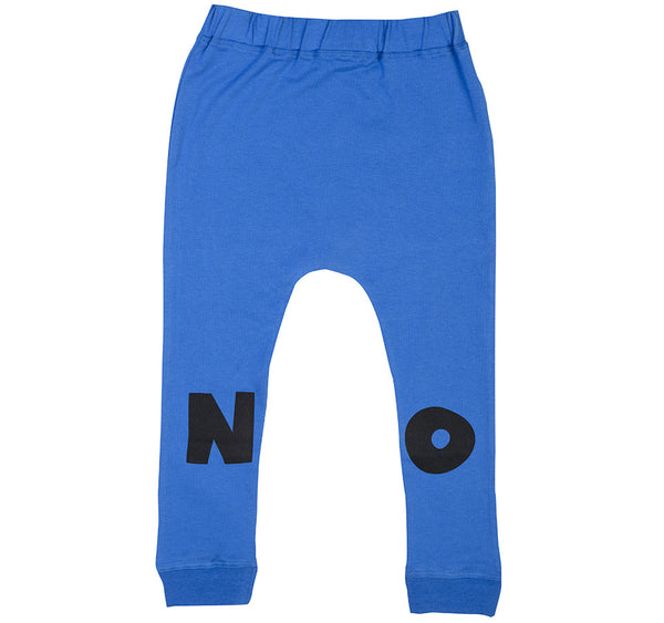 6-9M ONLY Wakamono Organic NO Leggings Pants BLUE