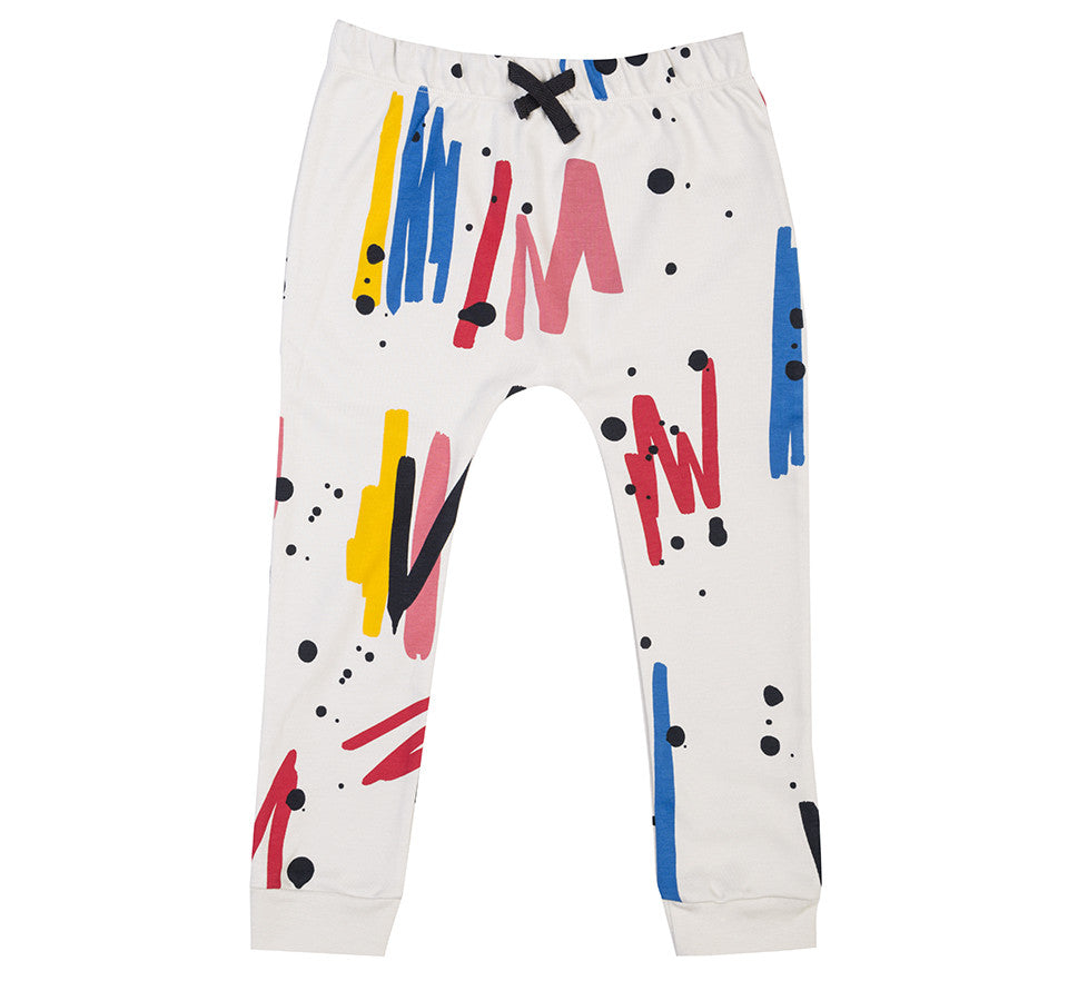 4-5yr ONLY SALE Wakamono Organic Maya Leggings Pants
