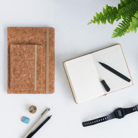 Cork Notebooks