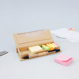 Memo Pad & Ruler Set