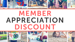 Claim Your Member Appreciation Special!