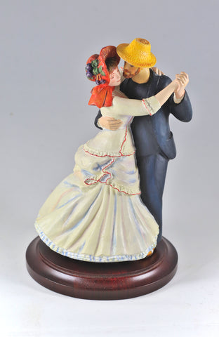 "Miniature Sculpture - ""A Turn of the Century"" - Limited Edition"