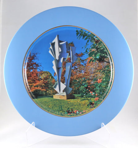 "Charger Plate - ""High Spirit"""