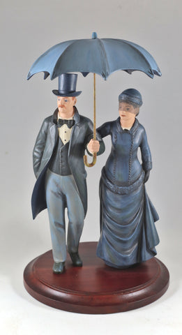 "Miniature Sculpture - ""La Promenade"" - Limited Edition"