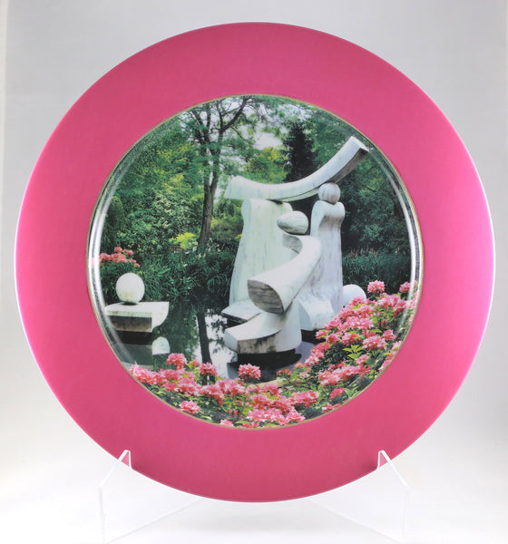"Charger Plate - ""Portal Rest-Summer"""