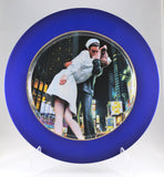 "Charger Plate -""Unconditional Surrender"""