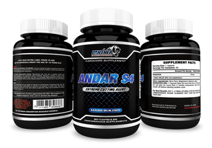 Andarine S4 25MG 90CT