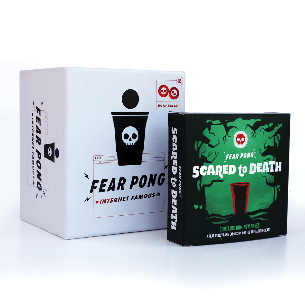 Fear Pong Games