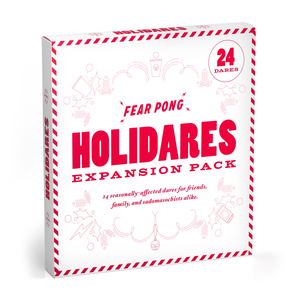 Fear Pong: Holidares Expansion