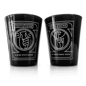 Truth or Drink Shot Glasses