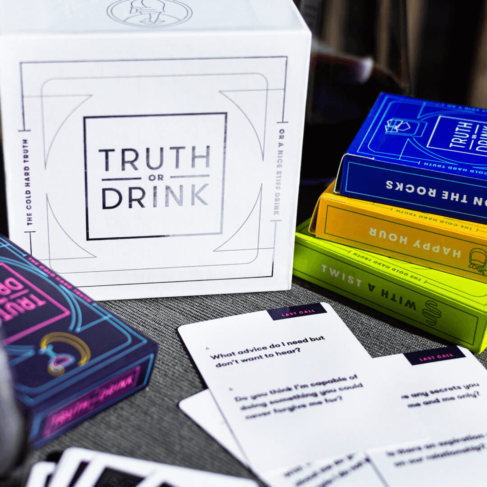 Truth or Drink: The Game