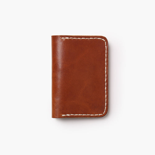 Card Wallet - Brown