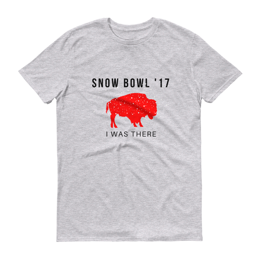 Snow Bowl '17 Short-Sleeve T-Shirt