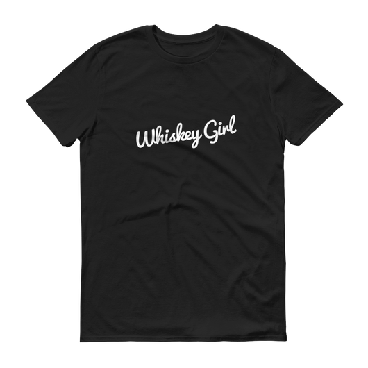 Whiskey Girl Short-Sleeve T-Shirt