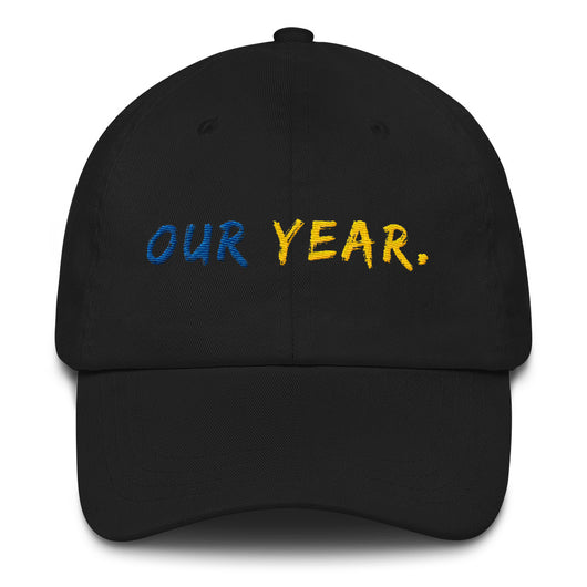 Our Year Dad hat