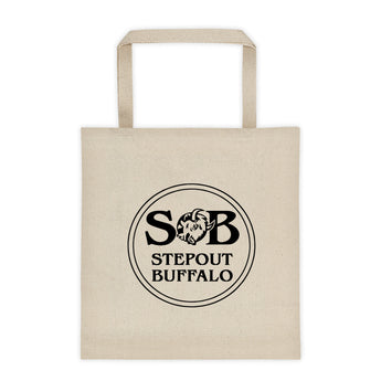 Step Out Buffalo Tote
