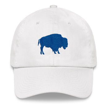 Lets Go Buffalo Dad hat
