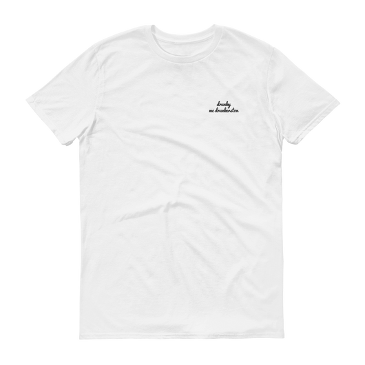 Drunky McDrunkerston Short-Sleeve T-Shirt