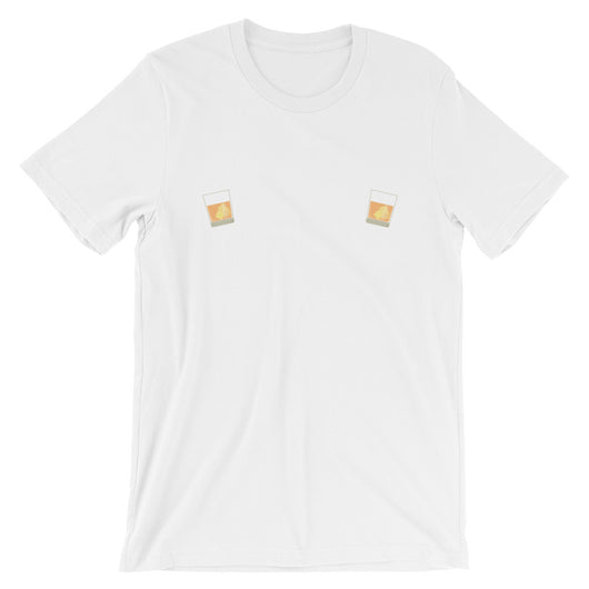 Whiskey Tatas Short-Sleeve Unisex T-Shirt