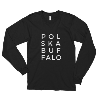 POLSKA BUFFALO Long sleeve t-shirt (unisex)
