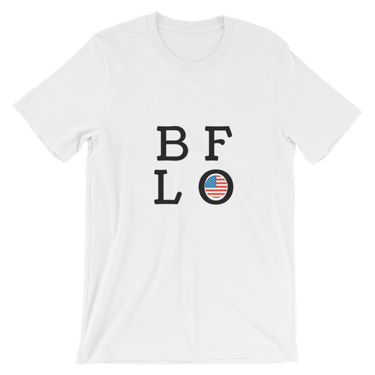 BFLO Short-Sleeve Unisex T-Shirt