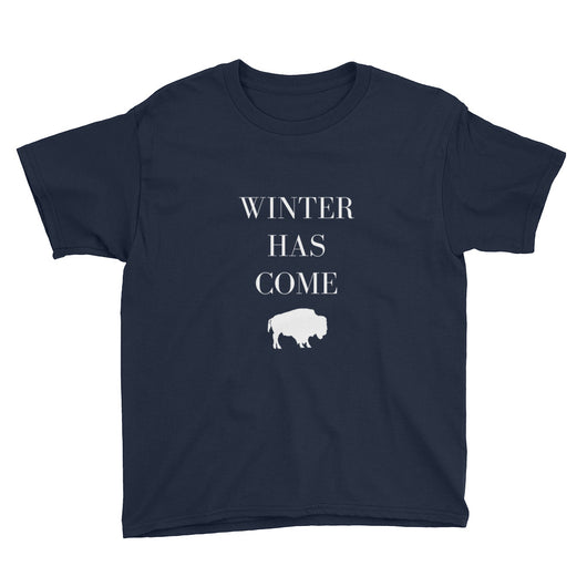 Kids Winter Has Come T-Shirt