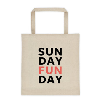 Sunday Funday Tote bag