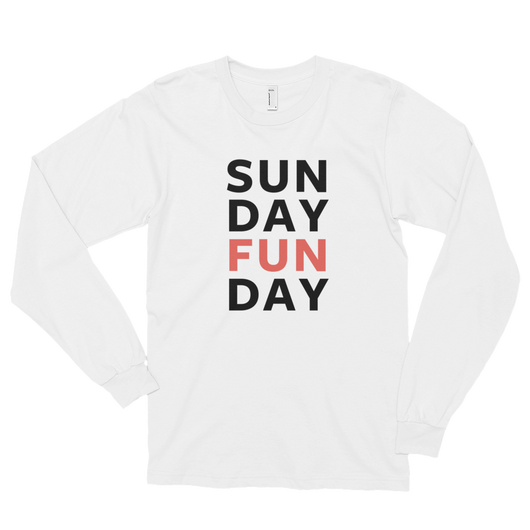 Sunday Funday Long Sleeve
