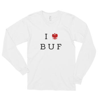 I & BUF Long sleeve t-shirt (unisex)