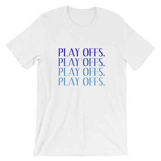 Play Offs Short-Sleeve Unisex T-Shirt