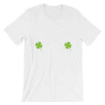 Shamrock Tatas Short-Sleeve T-Shirt