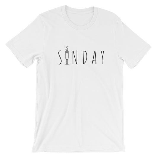 Sunday Short-Sleeve Unisex T-Shirt